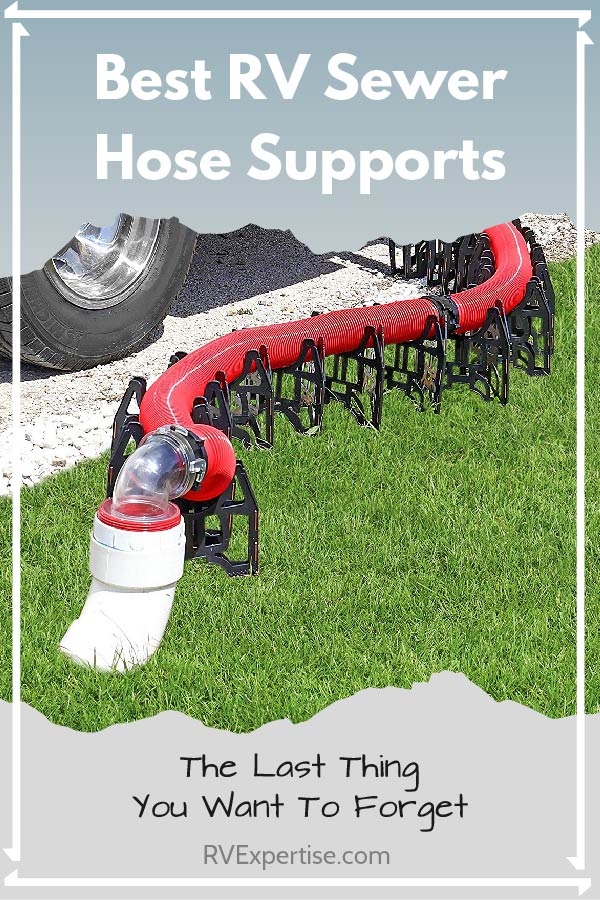 Best Rv Sewer Hose Supports 2020 Top Review Rv Expertise