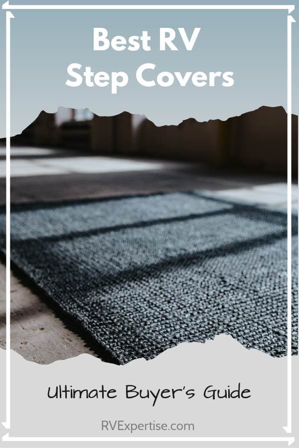 Best RV Step Covers of 2019 - Inside and Outside Top Picks