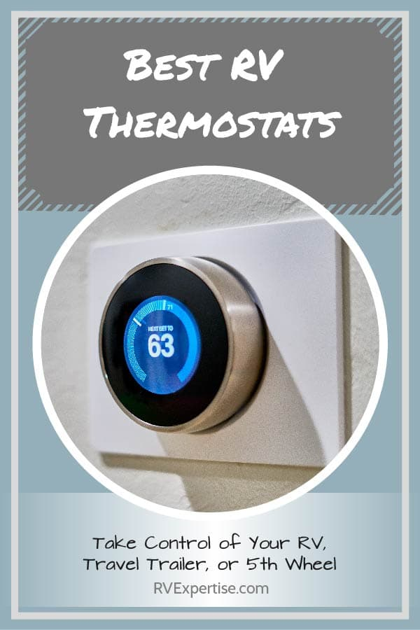 Best RV Thermostats of 2019 - Digital, Duo Therm, Dometic, & More!