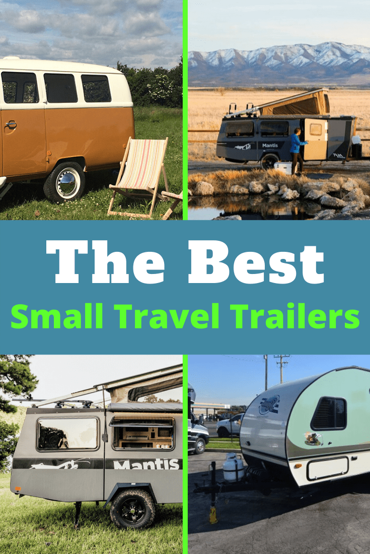 Best Small Travel Trailers of 2020 - Ultimate Round-up ...